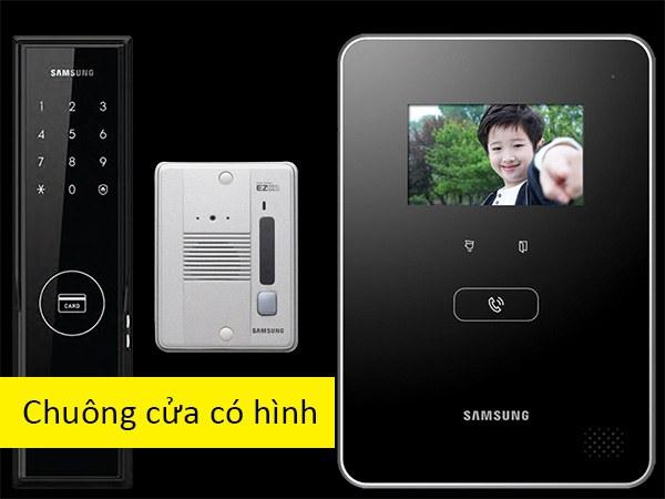 Lap-dat-chuong-cua-co-hinh-Samsung-cho-van-phong