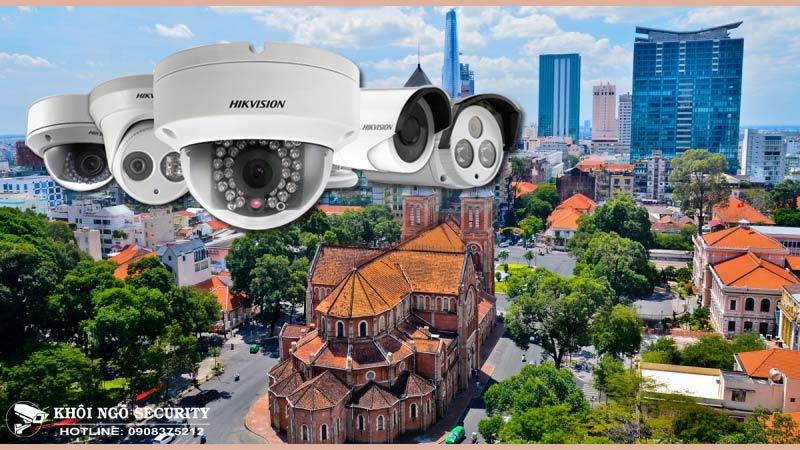 Dịch vụ lắp đặt camera quan sát tphcm