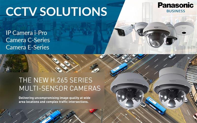 Bảng giá camera giám sát an ninh PANASONIC cao cấp