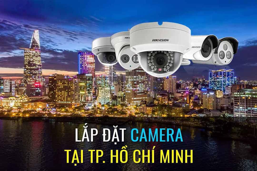 Lắp đặt camera quan sát, giám sát trọn gói tại TPHCM