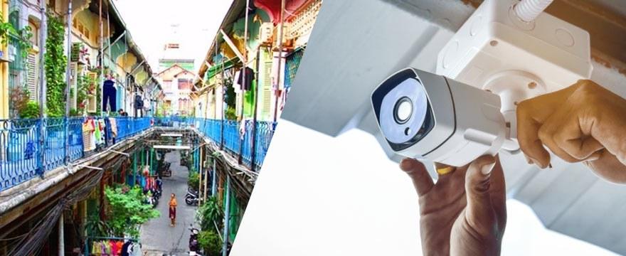 Ưu điểm lắp đặt camera quan sát tại HCM