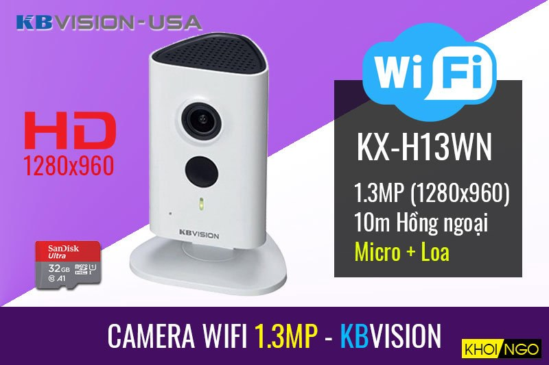 Lap-dat-camera-wifi-mini-KBVision-HD-1.3-cho-gia-dinh-cua-hang
