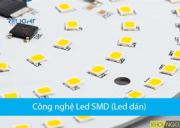 Đèn LED SMD là gì