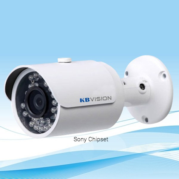 Camera IP KBVision KX-2001N3 Full HD Sony Chipset cao cấp
