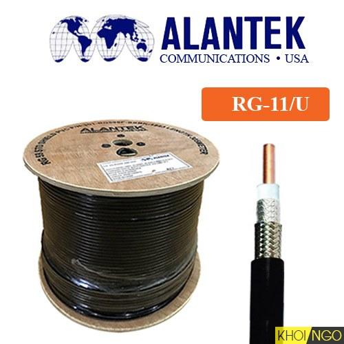 Cáp đồng trục Alantek RG-11U có tốt không