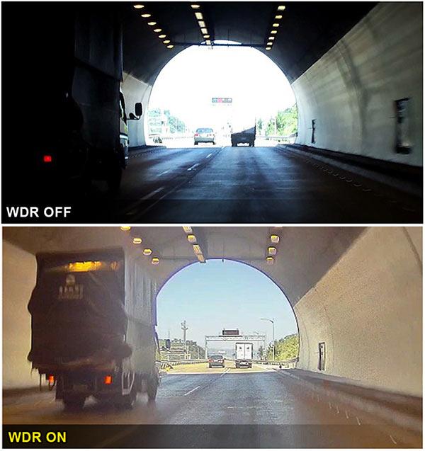 Công nghệ WDR chống ngược sáng là gì