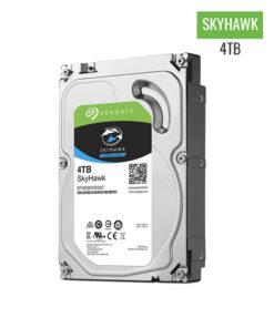HDD 4TB Seagaet Skyhawk chuyên lưu trữ cho đầu ghi camera