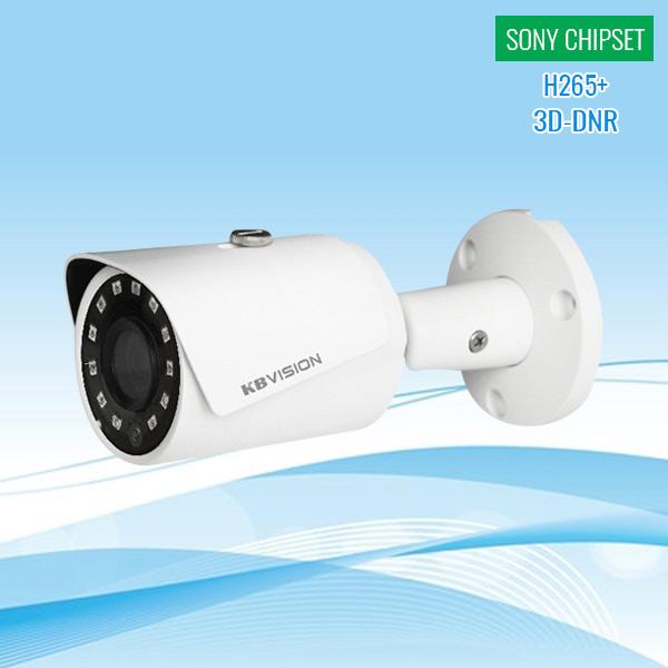 Đánh giá camera IP KBVision KX-2001N2 2MP H265 có tốt không