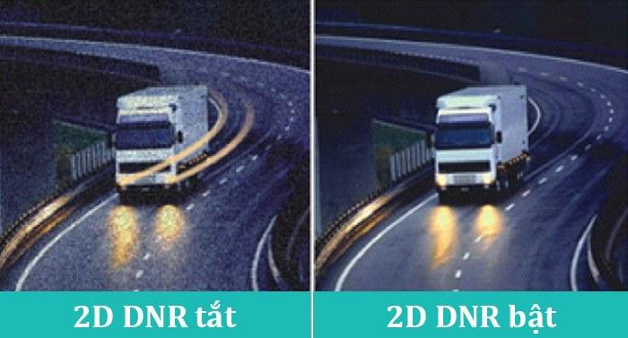 Công nghệ 2D DNR là gì