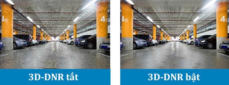 Công nghệ giảm nhiễu 3D DNR là gì