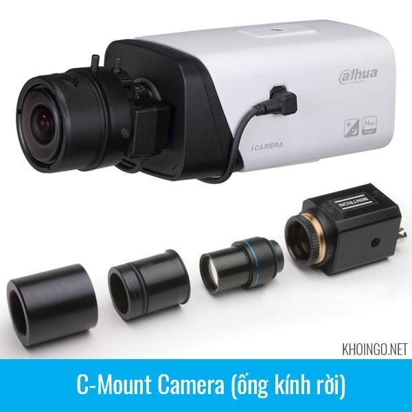 Camera-C-Mount-ong-kinh-roi