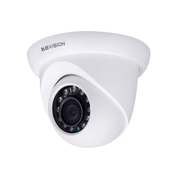 Camera ip KBVision KX-1012N 1MP HD 720p 2D-DNR Led SMD 30m