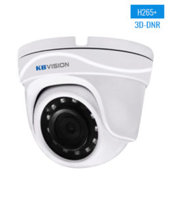 Camera IP KBVision KX-2012N2 Full HD 3D-DNR Led SMD PoE Panasonic chipset