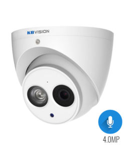 Camera KBVision KX-2K14CA 4.0Mp 2D-DNR D-WDR Panasonic CMOS chipset