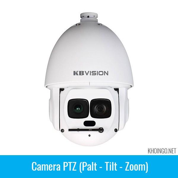 Camera-PTZ-Pan-Tilt-Zoom