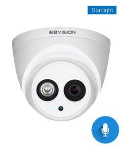 Đánh giá camera Starlight KBVision KX-S2004CA4 Full HD