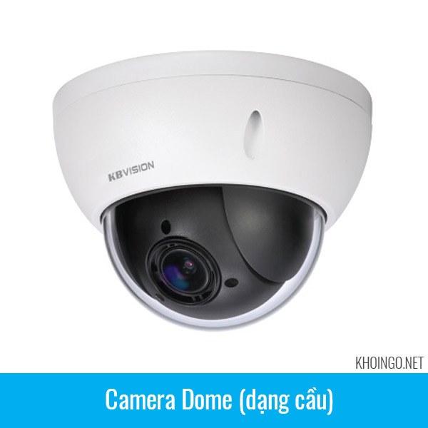 Camera-dome