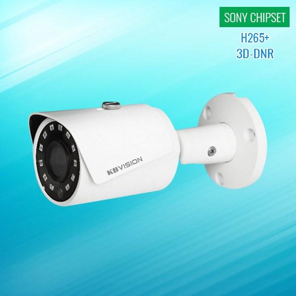 Giới thiệu và đánh giá camera IP KBVision KX-2001N2 2MP H265 3D-DNR