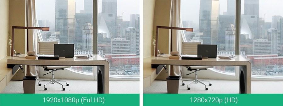 IP Camera wifi gia đình Mijia PTZ 360 1080p cho văn phòng