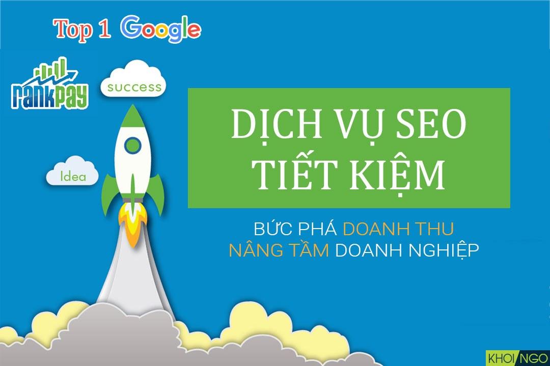 Dịch vụ SEO website giá rẻ, tiết kiệm tại TP.HCM