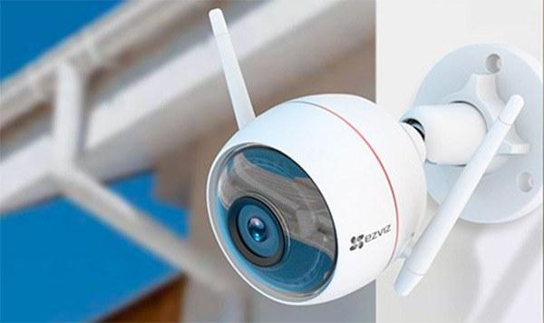 ip Camera wifi EZVIZ Husky Air HD 720p 1.0Mp CS CV310 bao dong C3W 720 p