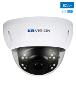 Camera IP KBVision KX-2022N2 H265+ 3D-DNR Led SMD PoE IP67