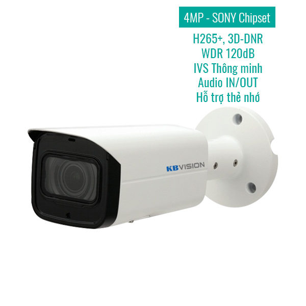 Camera IP KBVision KX-4003iN 4MP
