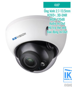Camera IP KBVision KX-4004iMN 4MP