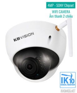 Camera IP Wifi KBVision KX-4002WAN 4MP