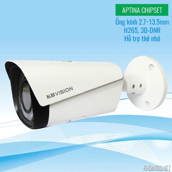 Đánh giá Camera IP KBVision KX-2005N2 2MP có tốt không