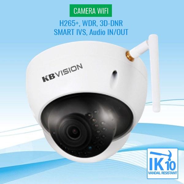 Đánh giá camera IP WIFI KBVision KX-2012WAN Full HD có tốt không