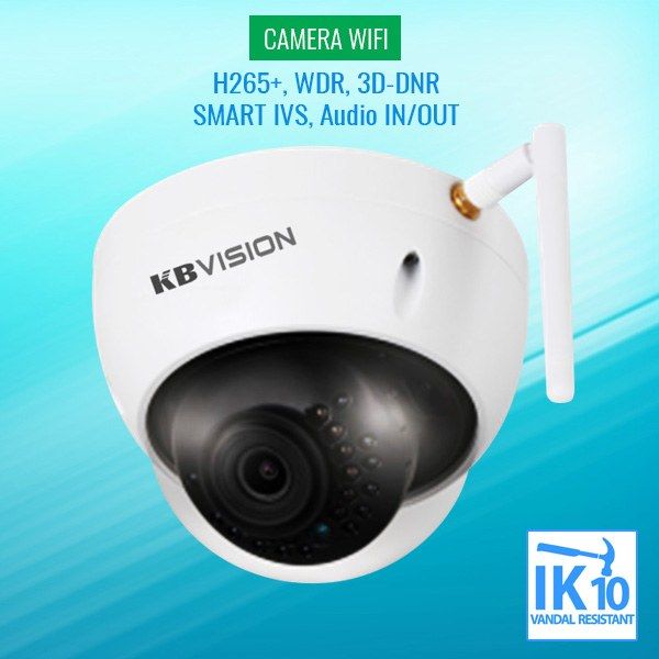 Gioi-thieu-Camera-IP-WIFI-KBVision-KX-2012WAN-Full-HD-H265+-WDR-3D-DNR-IVS-SONY-Chipset