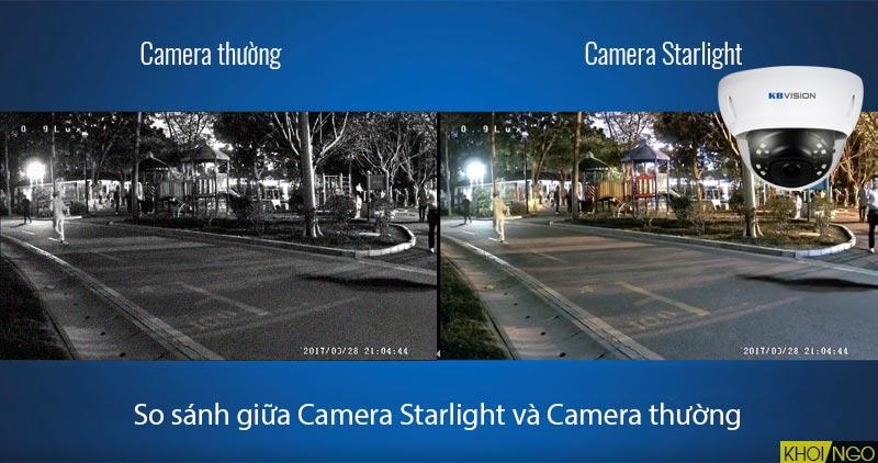 So-sanh-Camera-IP-Starlight-KBVision-KX-2004iAN-Full-HD-cong-nghe-Starlight-Night-Breaker-voi-camera-thong-thuong