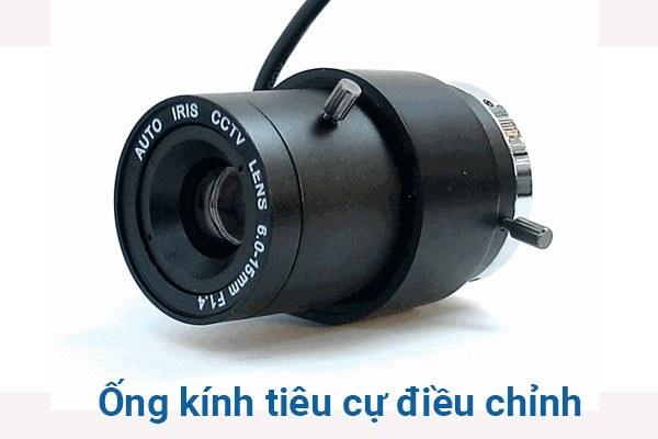 Ống kính tiêu cự điều chỉnh