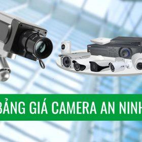 Giá camera an ninh