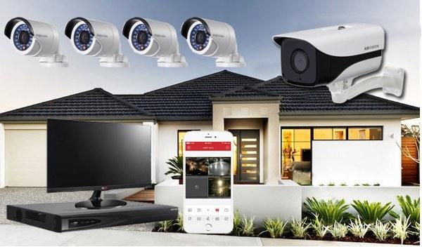 Báo giá hệ thống camera quan sát trọn bộ