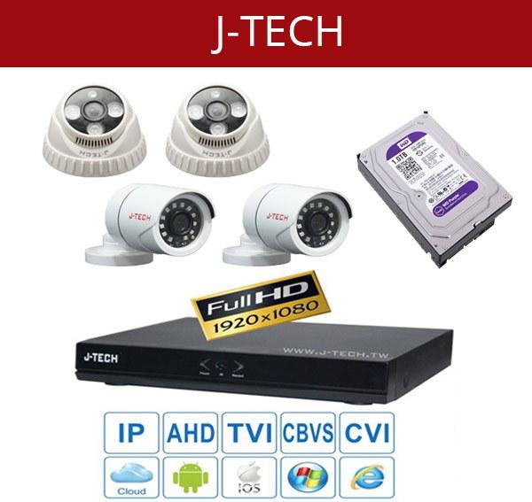 Bộ Camera J-Tech