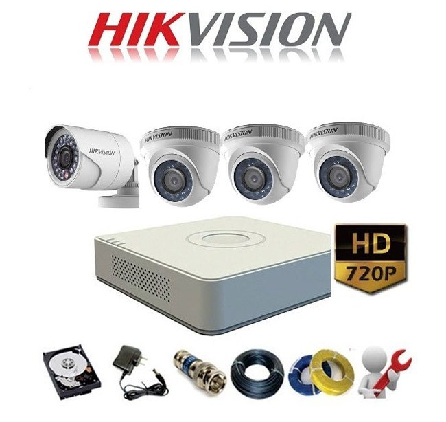 Bộ camera Hikvision