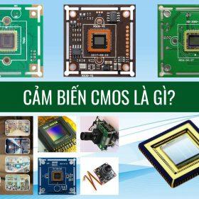 Cảm biến CMOS là gì