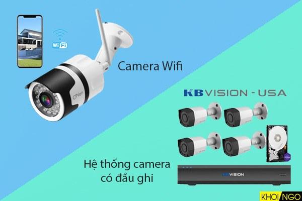 Camera giám sát giá rẻ loại nào tốt