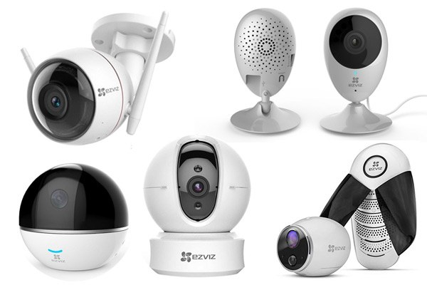 Camera giám sát gia đình giá rẻ