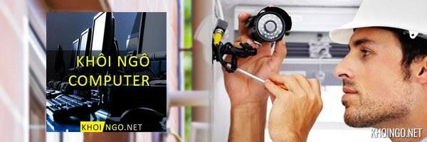 Công ty lắp đặt camera quan sát giá rẻ HCM