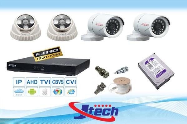 Lắp đặt camera giám sát giá rẻ trọn gói tphcm