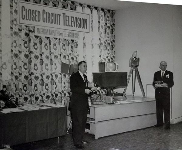 Lịch sử ra đời của camera quan sát