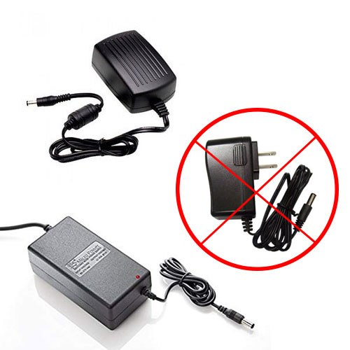 Cách chọn adaptor 1.5A cho camera giám sát 360 độ