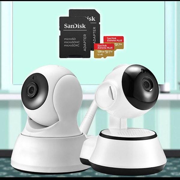 Cách chọn thẻ nhớ cho camera giám sát 360 độ