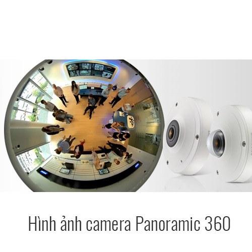 Camera 360 độ toàn cảnh Panoramic nào tốt nhất