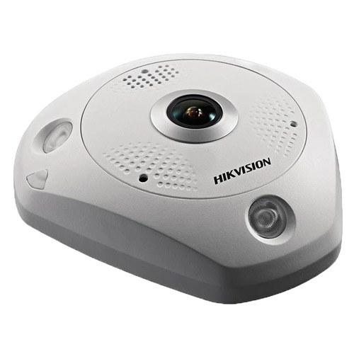 Camera IP mắt cá thông minh 360 độ Hikvision DS-2CD6332FWD-IVS 3MP