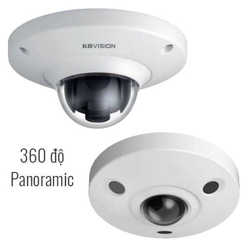 Camera giám sát 360 độ Panoramic loại nào tốt