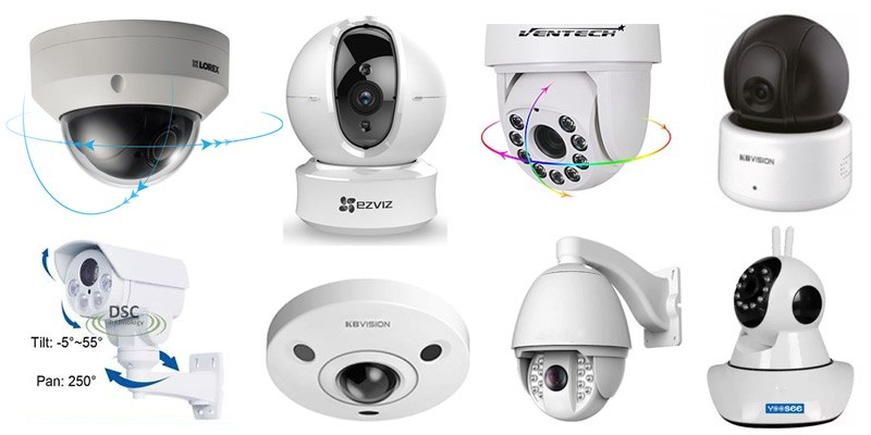 Camera giám sát 360 độ loại nào tốt nhất hiện nay